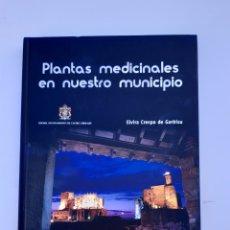 Livros: PLANTAS MEDICINALES EN NUESTRO MUNICIPIO (CASTRO URDIALES). Lote 206276968