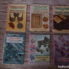 Libros: LOTE DE CUADERNILLOS SERIE FIMO - EDITORIAL DRAC. Lote 206769782