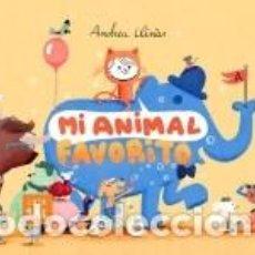Libros: MI ANIMAL FAVORITO. Lote 207190123