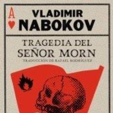 Libros: TRAGEDIA DEL SEÑOR MORN. Lote 207242631
