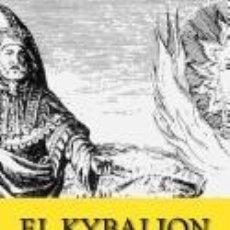 Livros: EL KYBALION. Lote 208488570