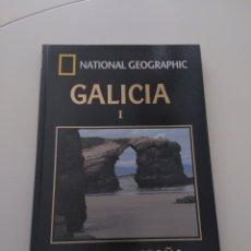 "Libros: LIBRO GALICIA I. COLECCIÓN ""CONOCER ESPAÑA"" DE NACIONAL GEOGRAPHIC.. Lote 209844881"