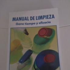 Libros: LIBRO MANUAL DE LIMPIEZA. EDITADO POR LA OCU. 1999. Lote 209845688
