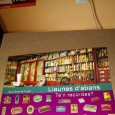 Libros: LIBRO LLAUNES D'ABANS. NURIA SADURNI. EDITORIAL MUSEU DE BADALONA. AÑO 2007.. Lote 209902982