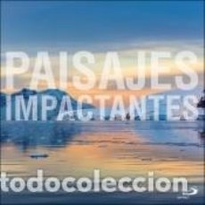 Libros: CALENDARIO DE PARED PAISAJES IMPACTANTES 2021. Lote 210203933