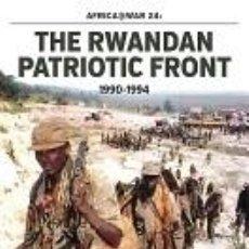 Libros: THE RWANDAN PATRIOTIC FRONT 1990-1994. Lote 210325850