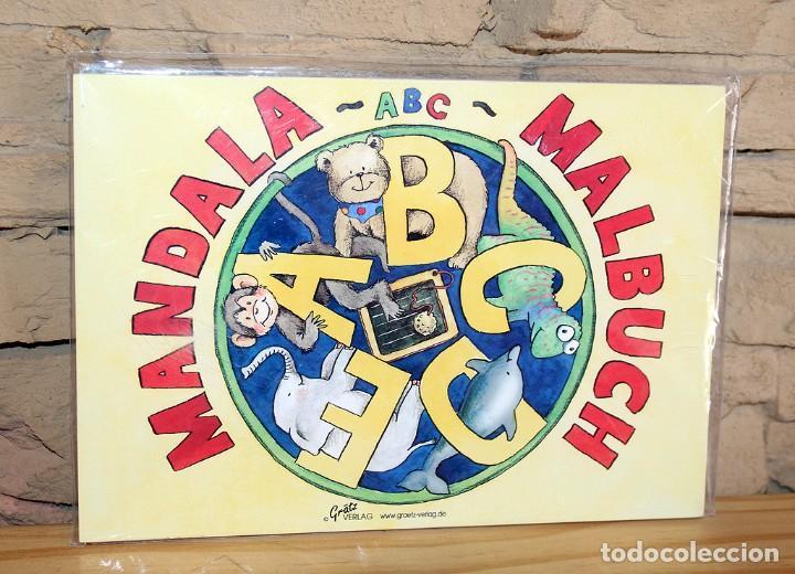 MANDALA MALBUCH - LIBRO DE MANDALAS PARA PINTAR - NUEVO A ESTRENAR - PRECINTADO (Libros Nuevos - Ocio - Otros)