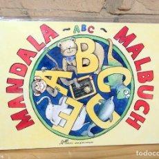 Libros: MANDALA MALBUCH - LIBRO DE MANDALAS PARA PINTAR - NUEVO A ESTRENAR - PRECINTADO. Lote 210394680