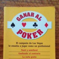 Libros: LIBRO PÒKER. Lote 210704762