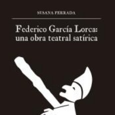 Libros: FEDERICO GARCÍA LORCA. Lote 211275127