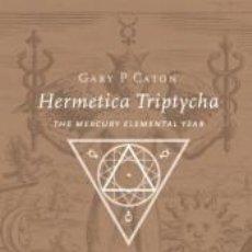 Libros: HERMETICA TRIPTYCHA. Lote 211275147