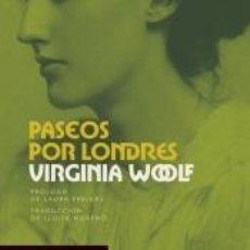 Libros: PASEOS POR LONDRES. Lote 211275250