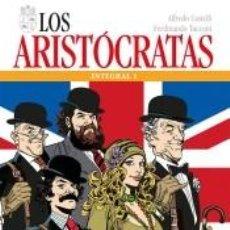 Libros: LOS ARISTÓCRATAS 1. Lote 211275295