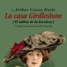 Libros: LA CASA GIRDLESTONE. Lote 211275300