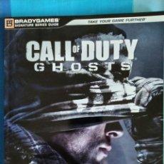 Libros: CALL OF DUTY GHOSTS LIBRO DE ESTRATEGIAS. Lote 213502712