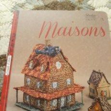 Libros: LIBRO DE PATCHWORK Y ENTRETELAS MAISONS. Lote 214365348