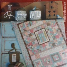 Libros: LIBRO DE PATCHWORK :THE HOME PATCH DE ANNI DOWNS. Lote 214368510