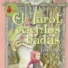 Libros: EL TAROT DE LOS CUENTOS DE HADAS. Lote 214371602