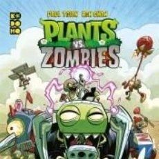 Livros: PLANTS VS. ZOMBIES: A TODO PÉTALO. Lote 215426515