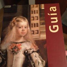 Libros: GUÍA DEL MUSEO DEL PRADO. Lote 218040323