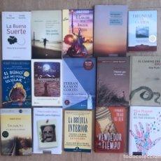 Libros: LIBROS DE AUTOAYUDA. Lote 218276675
