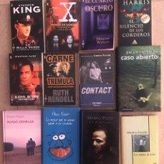 Libros: LIBROS DE CINE. Lote 218276835