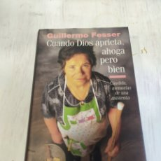 Libros: CÁNDIDA MEMORIAS DE UNA ASISTENTA. GUILLERMO FESSER. Lote 218338896