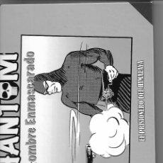 Livres: PHANTOM - EL HOMBRE ENMASCARADO - EL PRISIONERO DEL HIMALAYA. Lote 218399603