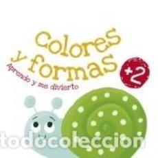 Libros: COLORES Y FORMAS. Lote 218514583