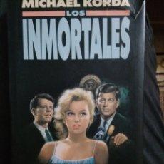 Libros: LOS INMORTALES. Lote 218737982