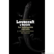 Libros: LA HABITACIÓN CERRADA Y OTROS CUENTOS DE TERROR. Lote 218849648