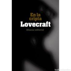 Libros: EN LA CRIPTA. Lote 218849662
