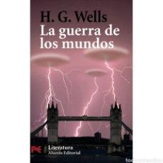 Libros: LA GUERRA DE LOS MUNDOS. Lote 218849702