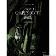 Libros: EL CASO DE CHARLES DEXTER WARD. Lote 218849825