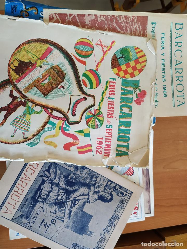 LIBROS DE FERIA DE BARCARROTA ANTIGUOS. AÑOS 1953, 1962, 1964, 1979. (Libros Nuevos - Ocio - Otros)