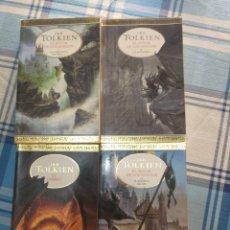 Livros: EL SEÑOR DE LOS ANILLOS,EL HOBBIT.LIBRO DE BOLSILLO. Lote 220640980