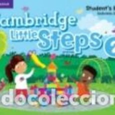 Libros: CAMBRIDGE LITTLE STEPS. STUDENTS BOOK. LEVEL 2. Lote 221745870