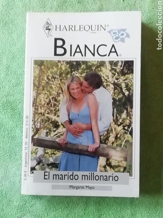 HARLEQUIN BIANCA.. EL MARIDO MILLONARIO (Libros Nuevos - Ocio - Otros)
