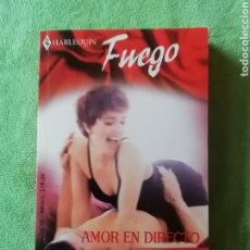 Libros: HARLEQUIN.. FUEGO.. AMOR EN DIRECTO. Lote 221957056