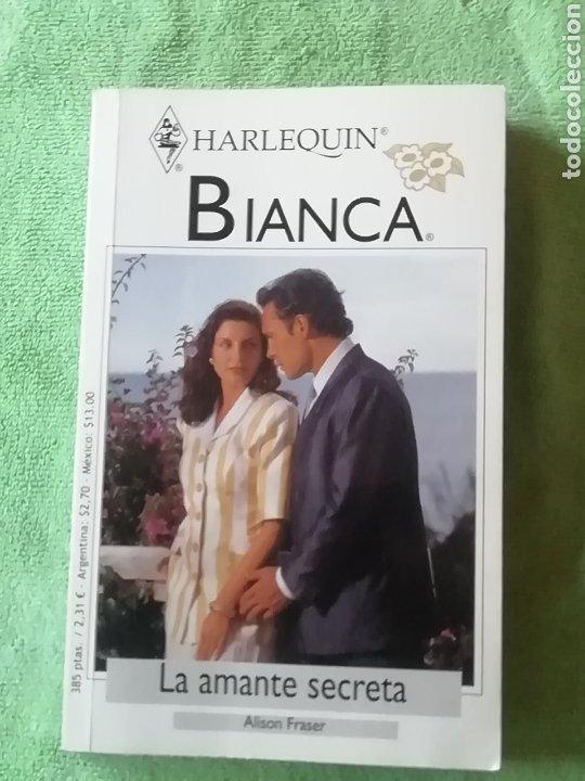 HARLEQUIN BIANCA.. LA AMANTE APASIONADA (Libros Nuevos - Ocio - Otros)