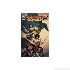 Libros: WONDER WOMAN/CONAN. Lote 222076475