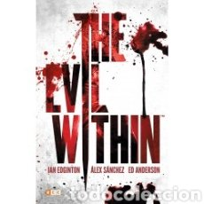 Libros: THE EVIL WITHIN. Lote 222083992