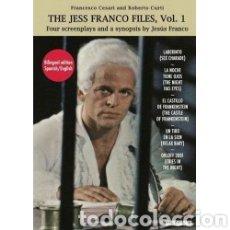 Libros: THE JESS FRANCO FILES VOL. 1. Lote 222084065