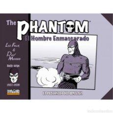 Libros: THE PHANTOM. EL HOMBRE ENMASCARADO (1937-1939) EL PRISIONERO DEL HIMALAYA. Lote 222084890