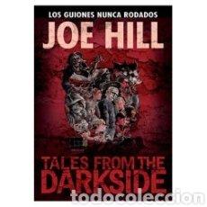 Libros: TALES FROM THE DARKSIDE DE JOE HILL (RELATOS). Lote 222095160