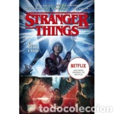 Libros: STRANGER THINGS 1. EL OTRO LADO. Lote 222096186