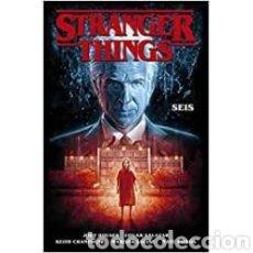Libros: STRANGER THINGS 2: SEIS. Lote 222096221