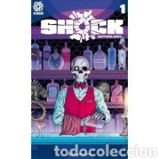 Libros: SHOCK ANTHOLOGY. Lote 222105866