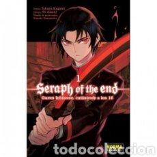 Libros: SERAPH OF THE END 1: GUREN ICHINOSE, CATASTROFE A LOS DIECISEIS. Lote 222108050