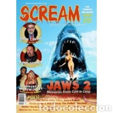 Libros: SCREAM HORROR MAGAZINE 8. Lote 222108650